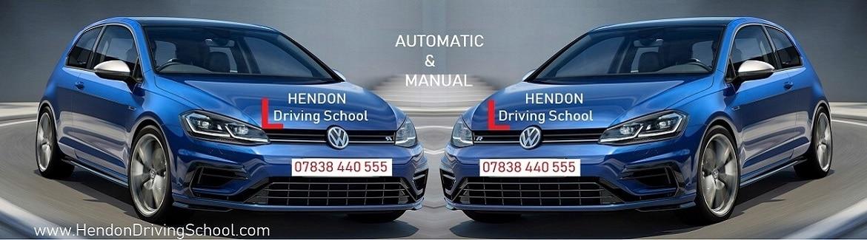 hendon driving school